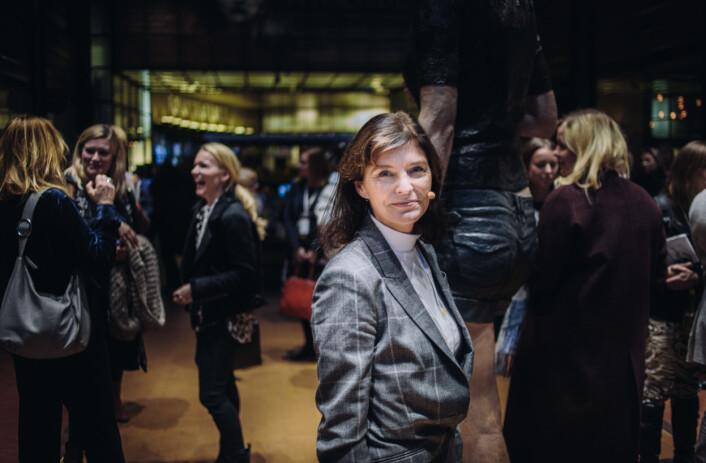 Kjersti Løken Stavrum, administrerende direktør i Stiftelsen Tinius. Arkivfoto: Marte Vike Arnesen