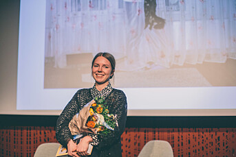 Katinka Hustad vant Årets bilde 2017. I år sitter hun i juryen.