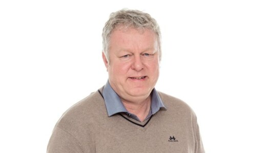 Hans-Petter Kjøge. Foto: Amedia