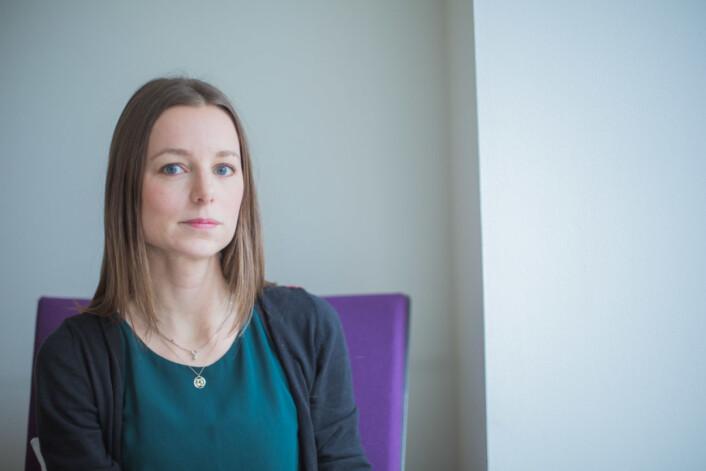Markedsanalytiker i MBL, Bente Håvimb. Foto: Marte Vike Arnesen