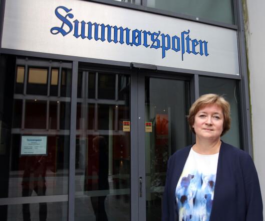Hanna Relling Berg. Foto: Glenn Slydal Johansen