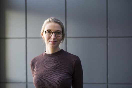 Mona Grivi Norman. Foto: Kristine Lindebø