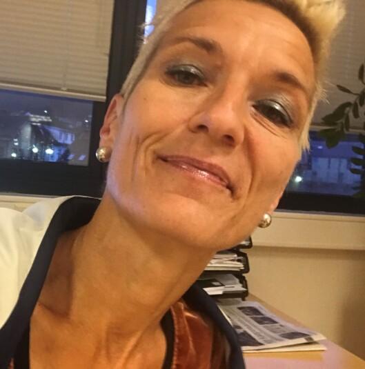 Esther Moe i Suldalsposten mener det lokale innholdet er<br>viktig for nærheten. Foto: Selfie
