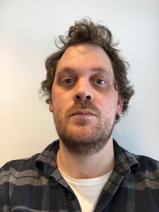 Anders Holth Johansen. Foto: selfie