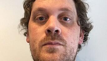 Anders Holth Johansen. Foto: privat
