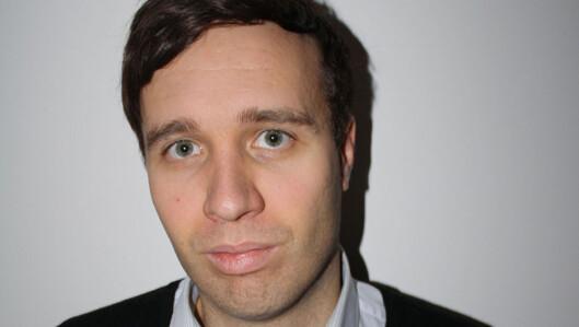 Arne Reginiussen, ansvarlig redaktør i Finnmark Dagblad.