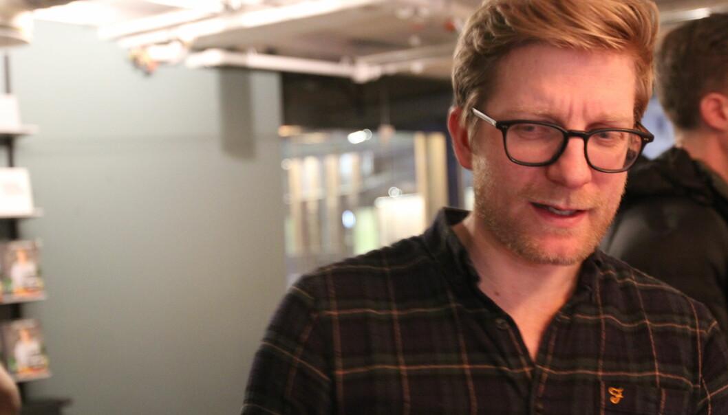 Svein Tore Bergestuen spiller en rolle i et prosjekt Aftenposten planlegger om Baneheia-saken. Foto: Glenn Slydal Johansen
