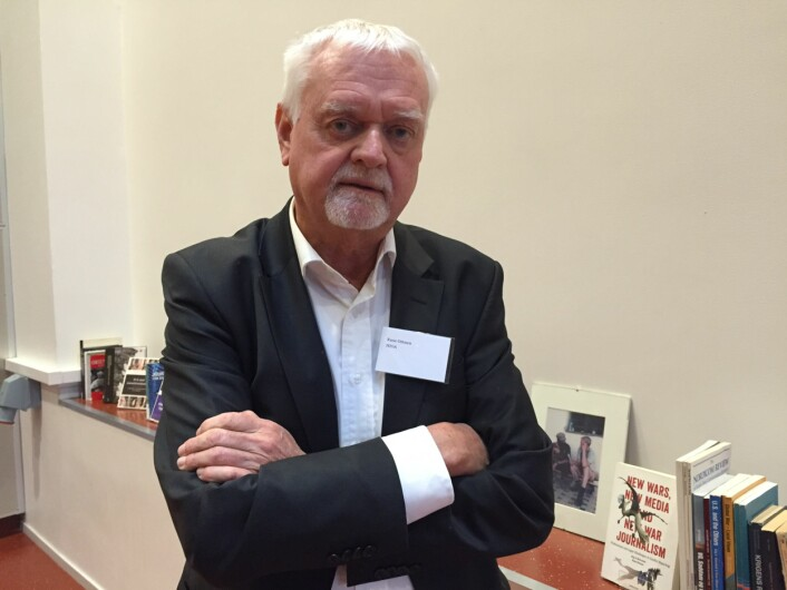 Rune Ottosen. Arkivfoto Journalisten
