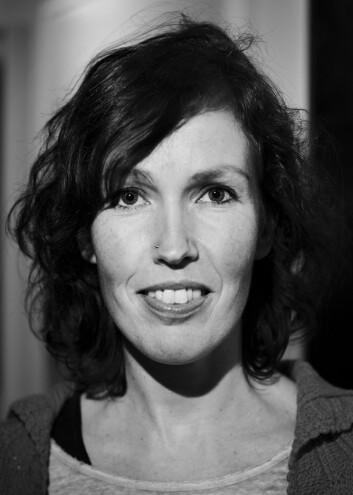 Marie von Krogh. Foto: Andrea Gjestvang