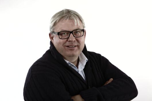 Fotograf i Aftenposten, Stein J. Bjørge Foto: Aftenposten