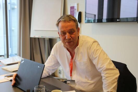 Sven Arne Buggeland. Foto: Glenn Slydal Johansen