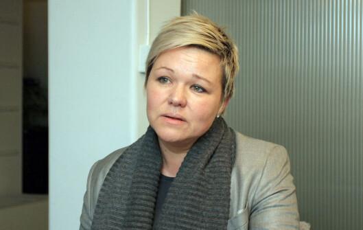 Klubbleder i TV2, Henrikke Helland. Foto: Birgit Dannenberg