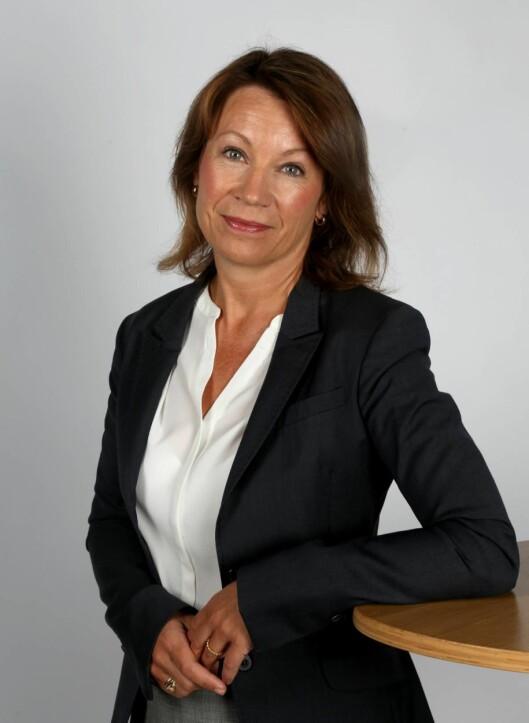 Redaktør i Budstikka, Kjersti Sortland.
