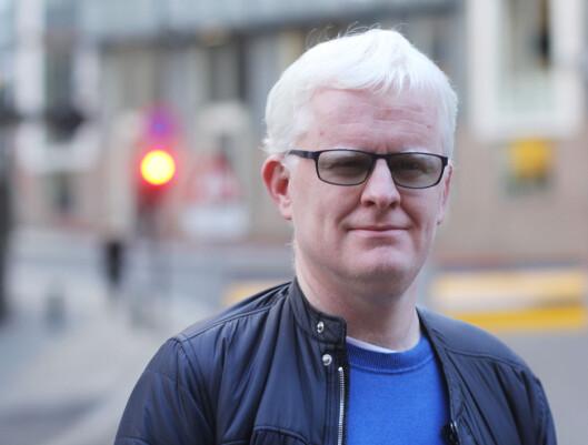 NJs nestleder Dag Idar Tryggestad.<br>Foto: Martin Huseby Jensen