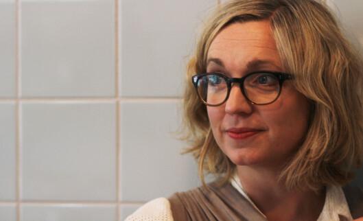 Sarah Sørheim. Foto: Martin Huseby Jensen