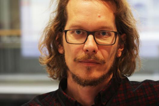 Håkon Høydal. Arkivfoto: Martin Huseby Jensen