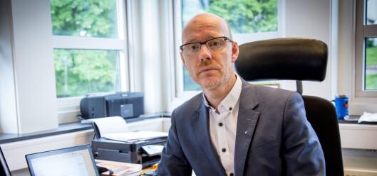 Kjell Rune HenriksenFoto: Frank R. Roksøy, Harstad Tidende