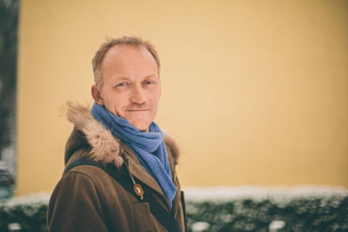 Ansvarlig redaktør og daglig leder i Rett24Kjetil Kolsrud. Foto: Marte Vike Arnesen