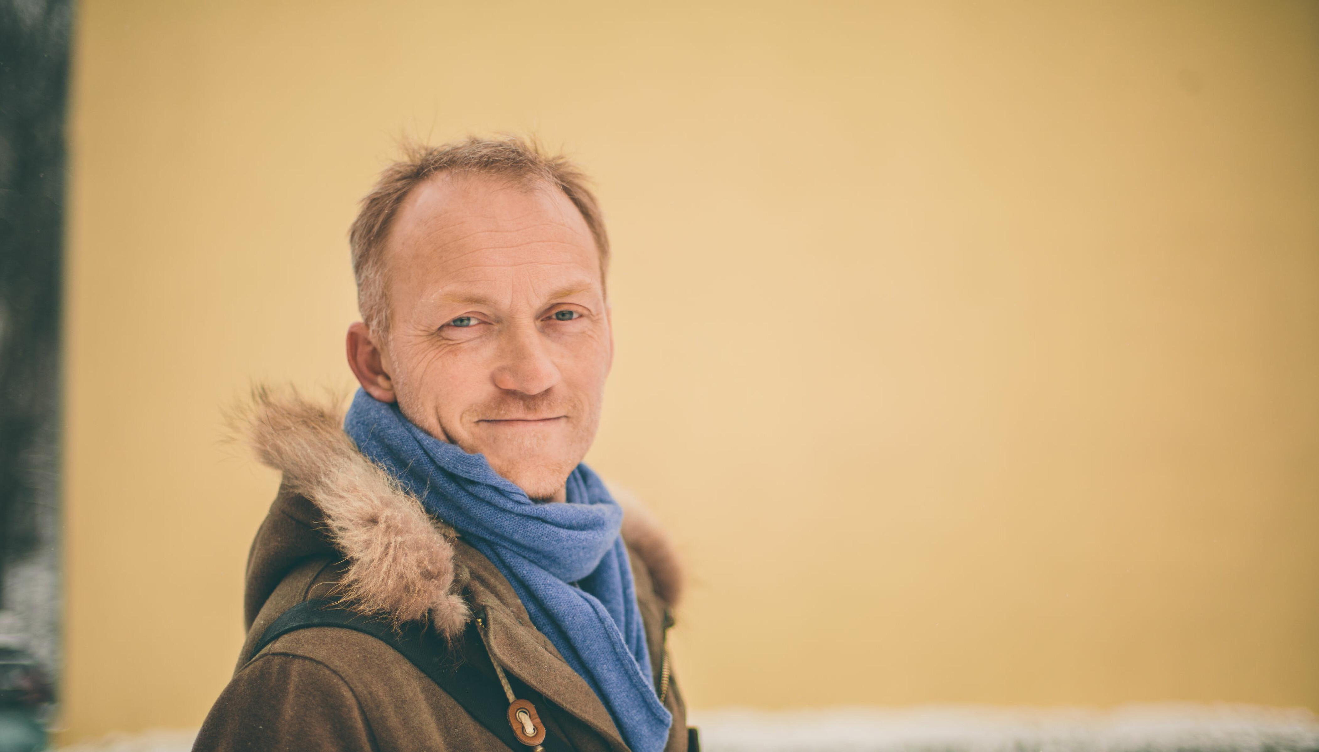 Kjetil Kolsrud. Foto: Marte Vike Arnesen