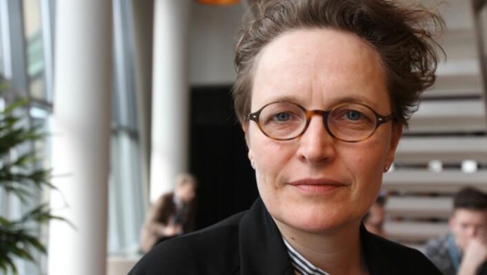 Gry Egenes,featureredaktør iDagens Næringsliv. Foto: Martin Huseby Jensen