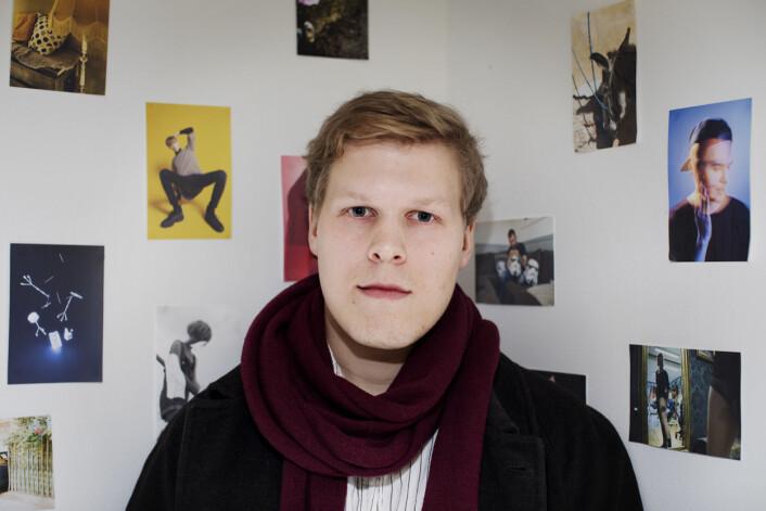 Anton Ligaarden. Foto: Andrea Gjestvang
