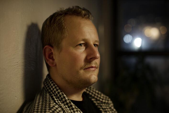Tommy Ellingsen. Foto: Andrea Gjestvang