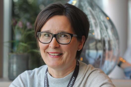 Britt Sofie Hestvik.