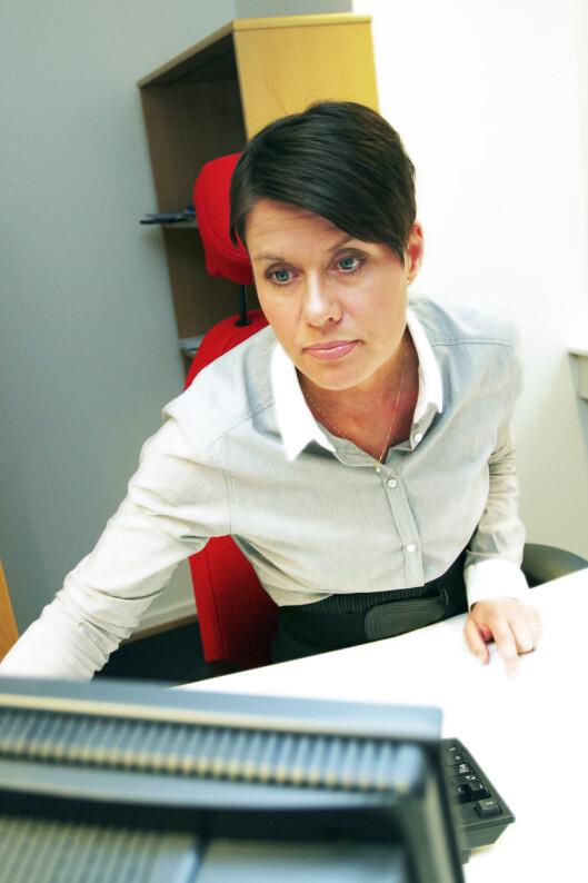 Ina Lindahl Nyrud Foto: Birgit Dannenberg