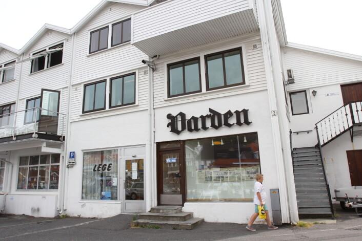Vardens lokalkontor i Kragerø. Foto: Glenn Slydal Johansen