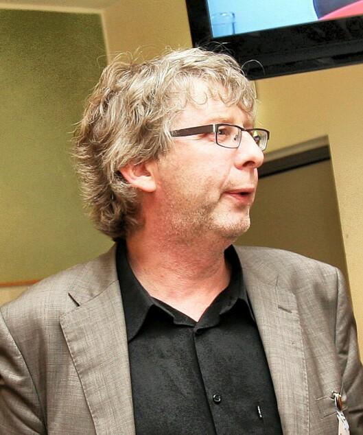 Lars Løkkebø. Arkivfoto: Kathrine Geard