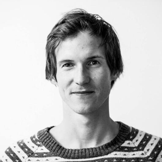 Anders Melchior. Foto: Erlend Daae