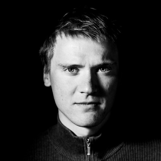 Aleksander Myklebust. Foto: Maud Lervik Grøttland