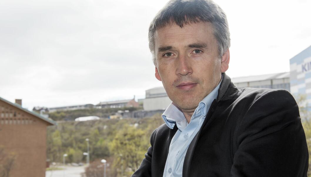 Thomas Nilsen er redaktør i Barents Observer. Foto: Jonas Sjøkvist Karlsbakk