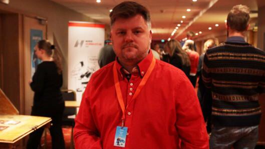 Richard Aune i NRKJ