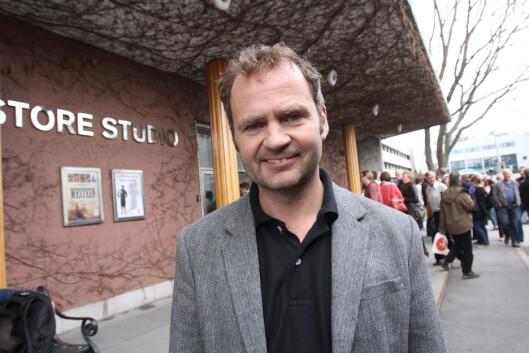 Knut Magnus Berge i NRK.