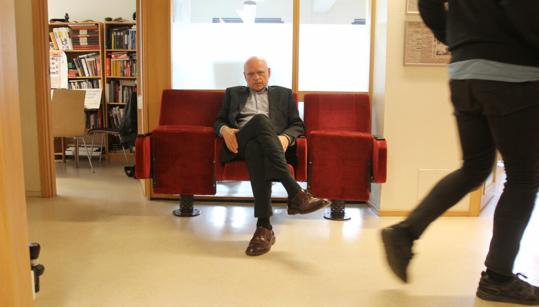 Ifølge Klassekampens kolofon blir Bjørgulv Braanen politisk redaktør i avisen. Arkivfoto: Martin Huseby Jensen