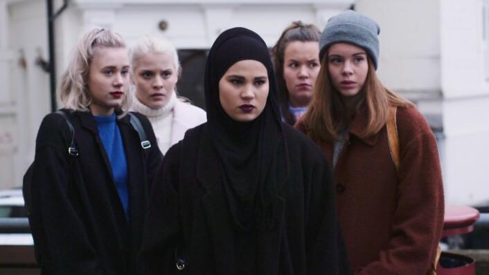 Skam sesong 2. Foto: NRK