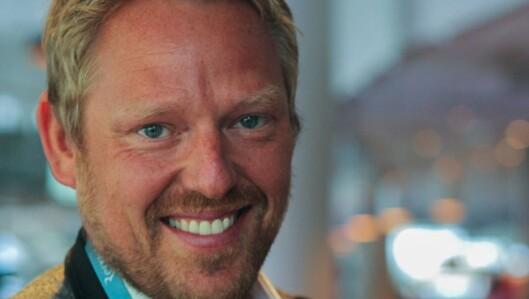 Jan Ove Årsæther. Foto: Martin Huseby Jensen