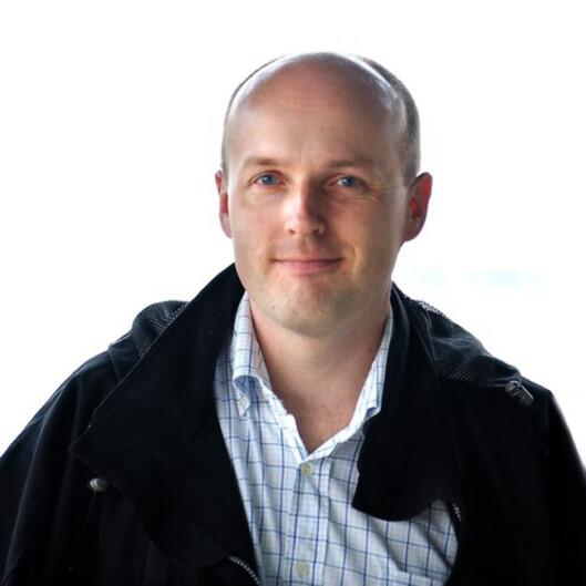 Lars Døvle Larsen hilser justering av<br>ulempesatsningen velkommen.