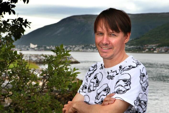 Redaktør Stig Jakobsen i avisen iTrømsø sier de har hatt gode erfaringer med bruk av algoritmer så langt.