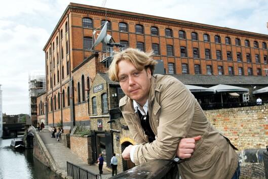 Odd R. Andersen er årets fotojournalist.