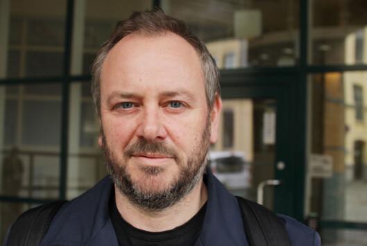 Lars Nyre. Foto: UiB