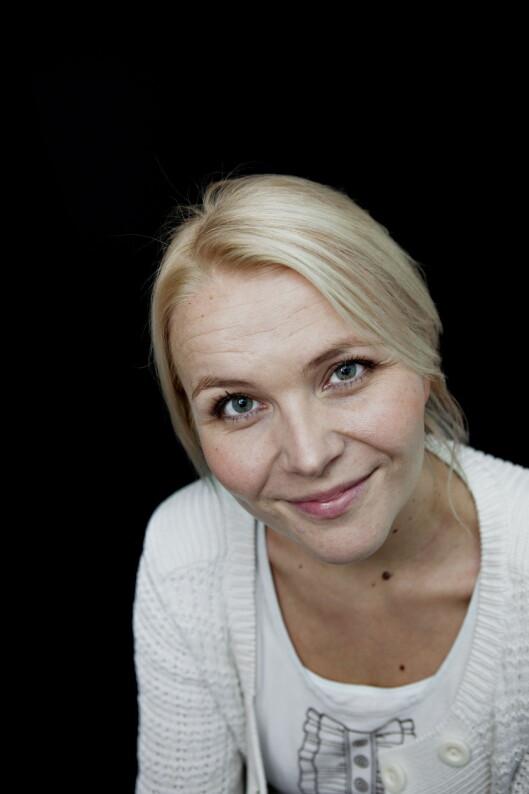 Hildegunn Amanda Soldal er<br>nettsjef i NRK.