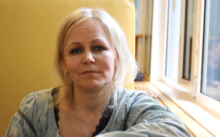 Kristin Grøntoft gikk fra Det Nye til Dagbladet på nett. Overgangen ble stor. Foto: Martin Huseby Jensen