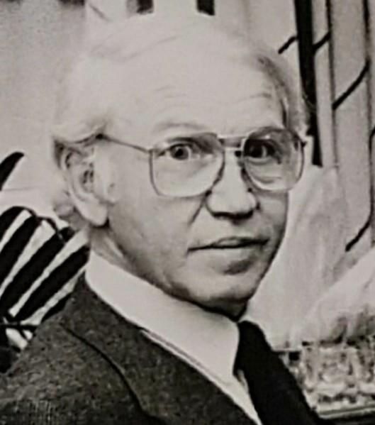Trygve Moe, her fra 1980-tallet da han<br>vargeneralsekretær i NJ.<br>Foto: Stein Aabø