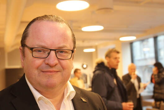 Arne Krumsvik. Foto: Martin Huseby Jensen