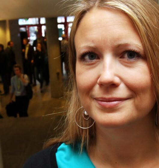 Therese Manus. Arkivfoto: Birgit Dannenberg