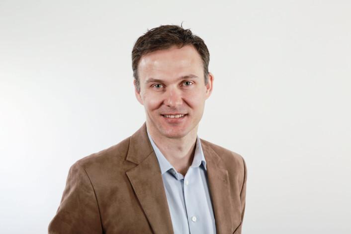 Tor Arne Andreassen. Foto: Aftenposten
