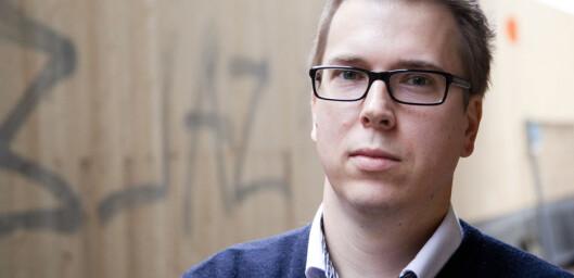 Eirik Hoff Lysholm. Foto: Kathrine Geard