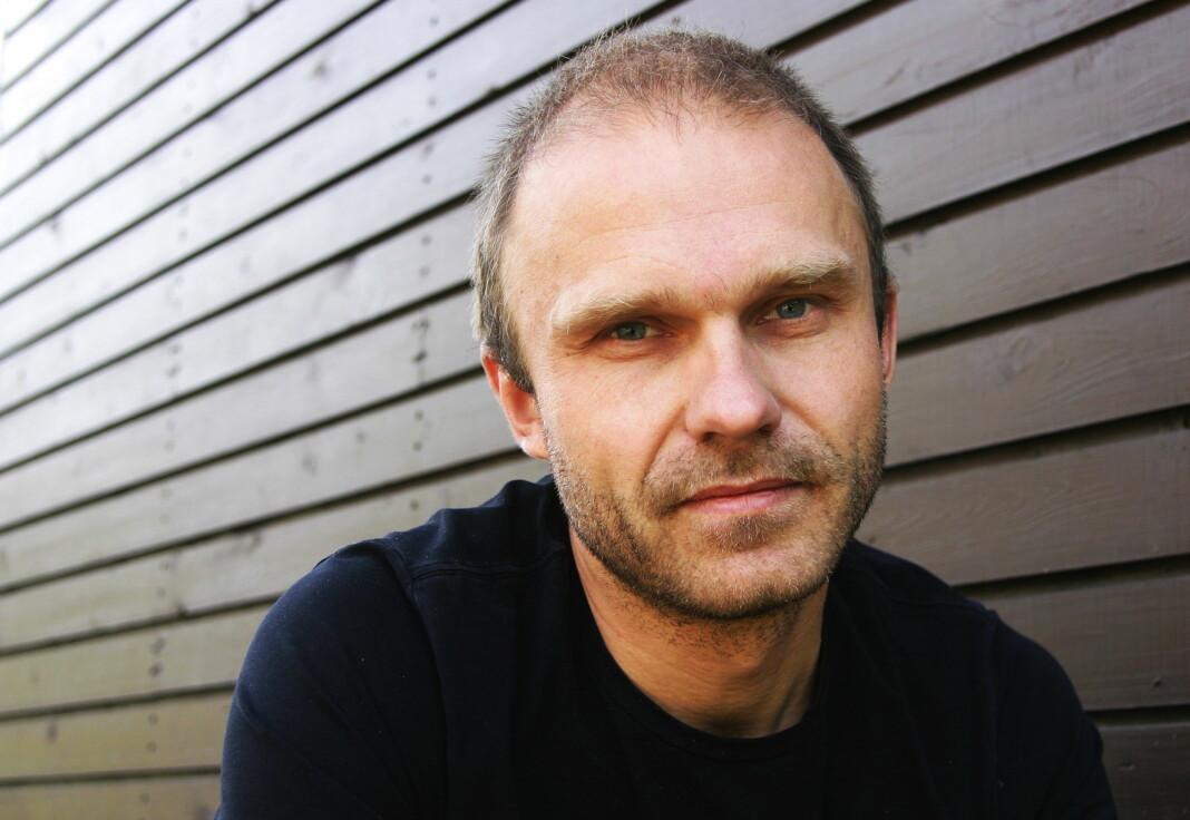 Espen Rasmussen er tatt opp som emeritus-medlem i fotobyrået VII. Arkivfoto: Kathrine Geard